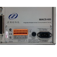 Zhone IMACS-600 Integrated Multiple Access Communications Sever
