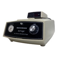 Beckman Airfuge Air-Driven Ultra Centrifuge 350624