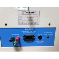 GOW-MAC Series 400 Gas Chromatograph 69-400-TCD