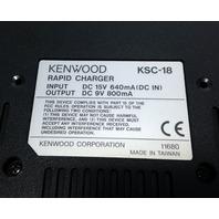 Kenwood TK-250G VHF FM Transceiver with KSC-18  Charger Station