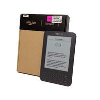 "Amazon Kindle Keyboard 4GB 3rd Gen Wi-Fi 6"" D00901 Graphite"