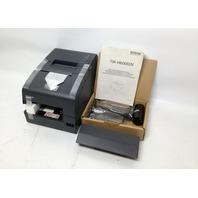 NEW Epson TM-H6000IV Model M253A POS Multi-Function Receipt Printer