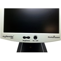 Humanware MyReader 600 Low Vision Aid Document Magnification System