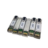 Lot of 6 Cisco GLC-SX-MM 30-1301-02 Transciever Modules