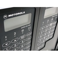 Motorola ASTRO Digital Interface Unit DIU 3000 Chassis + 4 F2048A Modules