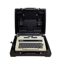 Smith Corona Electra XT Portable Electric Typewriter w/ Case