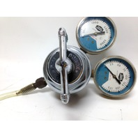 Purox Union Carbide R-1935 Gas Pressure Regulator Gauges