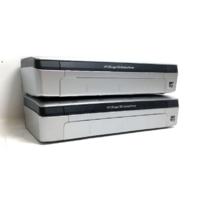 Lot of 2 HP Officejet 100 Mobile Inkjet CN551 Printers