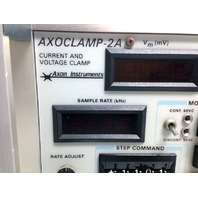 Axon Axoclamp-2A Current And Voltage Clamp