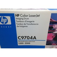 NEW HP C9704A Color  LaserJet Image Drum Series 1500-2500
