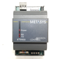 Johnson Controls Metasys Expansion Module XT9100 24 VAC