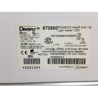 "DENTSPLY 670500 Dental X-Ray View Box RINN EZ- View 13.5""x 6"""