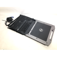 "Dell 17FP 17"" Rackmount LCD Monitor Keyboard Mouse USB Console"