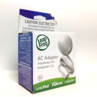 Leap Frog 690-11213 9V AC Adapter For Leap Frog and Leapster Explorer