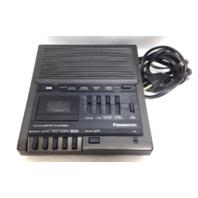 Panasonic RR-930 Microcassette Transcriber Dictation Machine