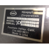 Newport 860SC Positioning Controller Up To Four Stations