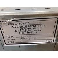 Microwave Radio Communication & Tectan Equipment Transmitters & Recievers