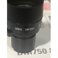 NEW Leica DM750/4K Microscope 13613505 4x Objectives LED DM750 Koehler Condenser