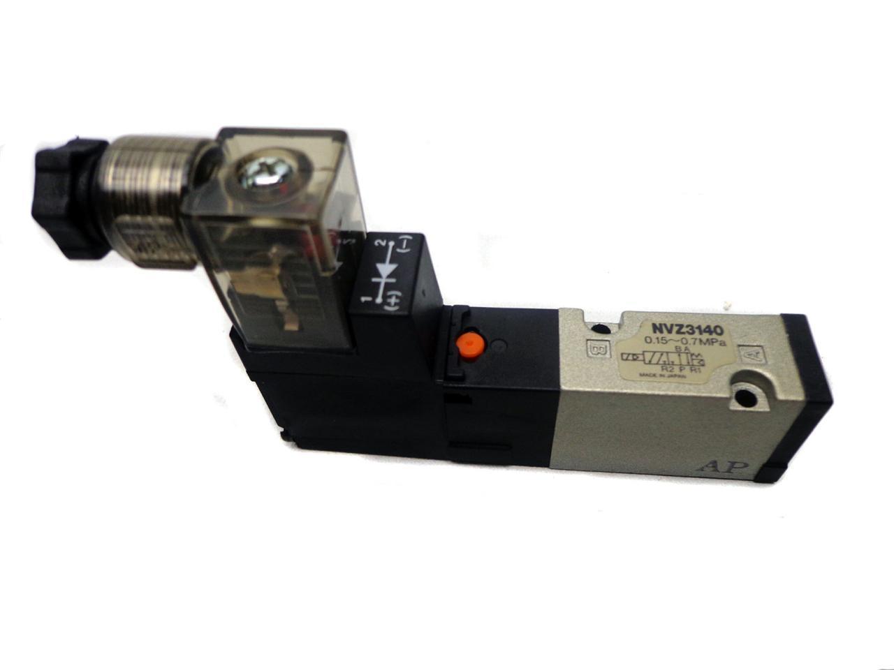 New smc pneumatic nvz solenoid valve