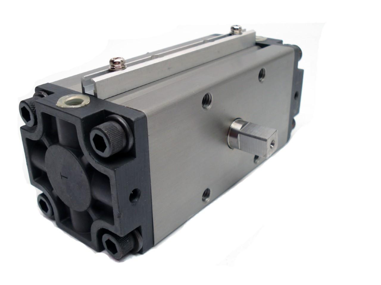New Smc Rotary Actuator Ncdra1bw50 100 Rack Amp Pinion