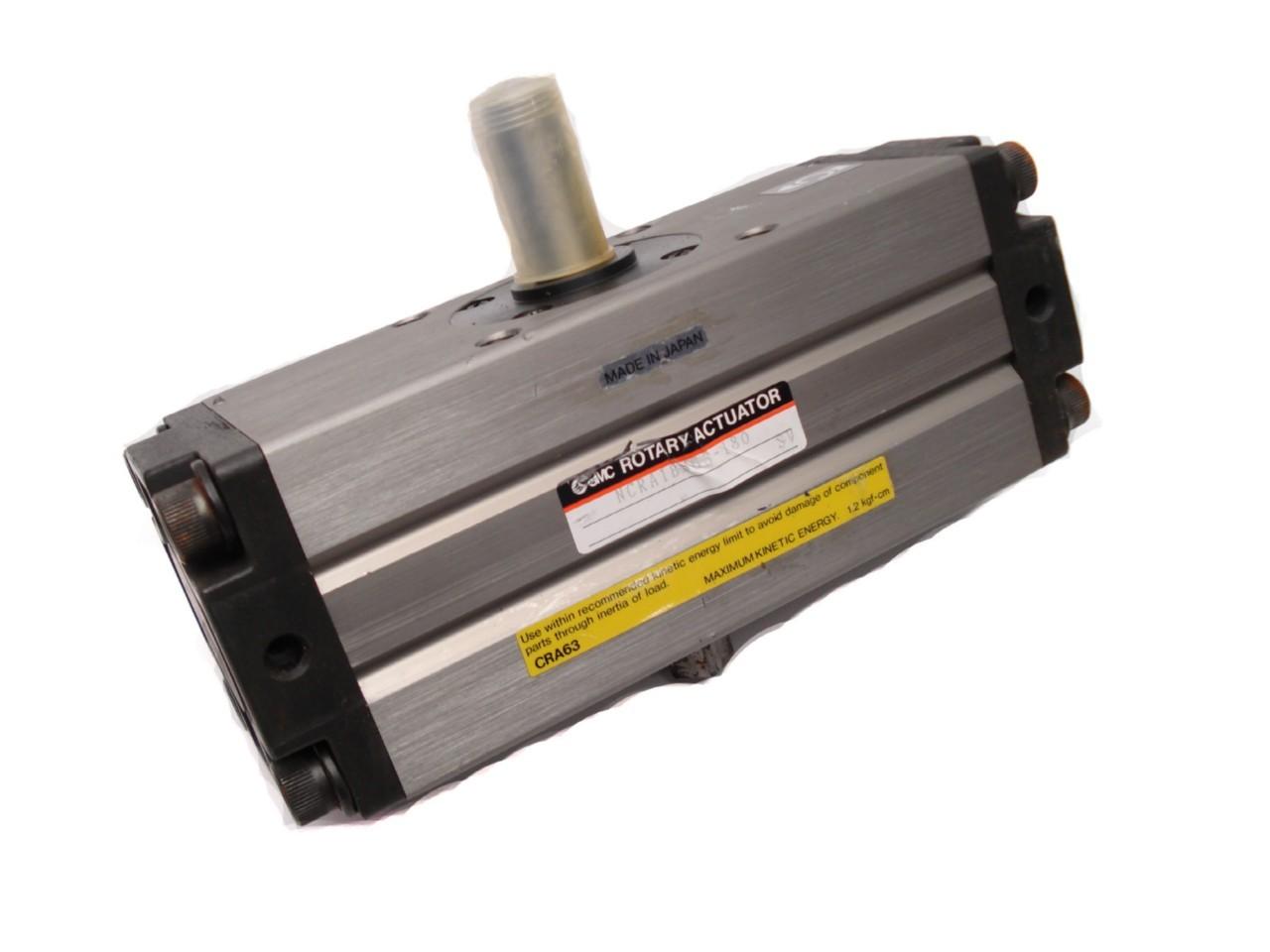 New Smc Rack Amp Pinion Type Rotary Actuator Ncra1bw63 180