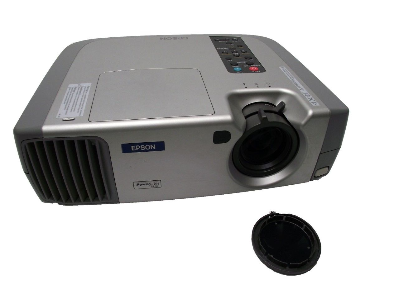 Man Cave With Projector : Epson powerlite p lcd projector power lite emp home