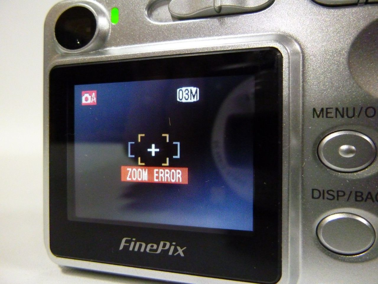 Images of Fujifilm Camera Repair Zoom Error. Fujifilm Finepix S5000 Service  Repair Manual .
