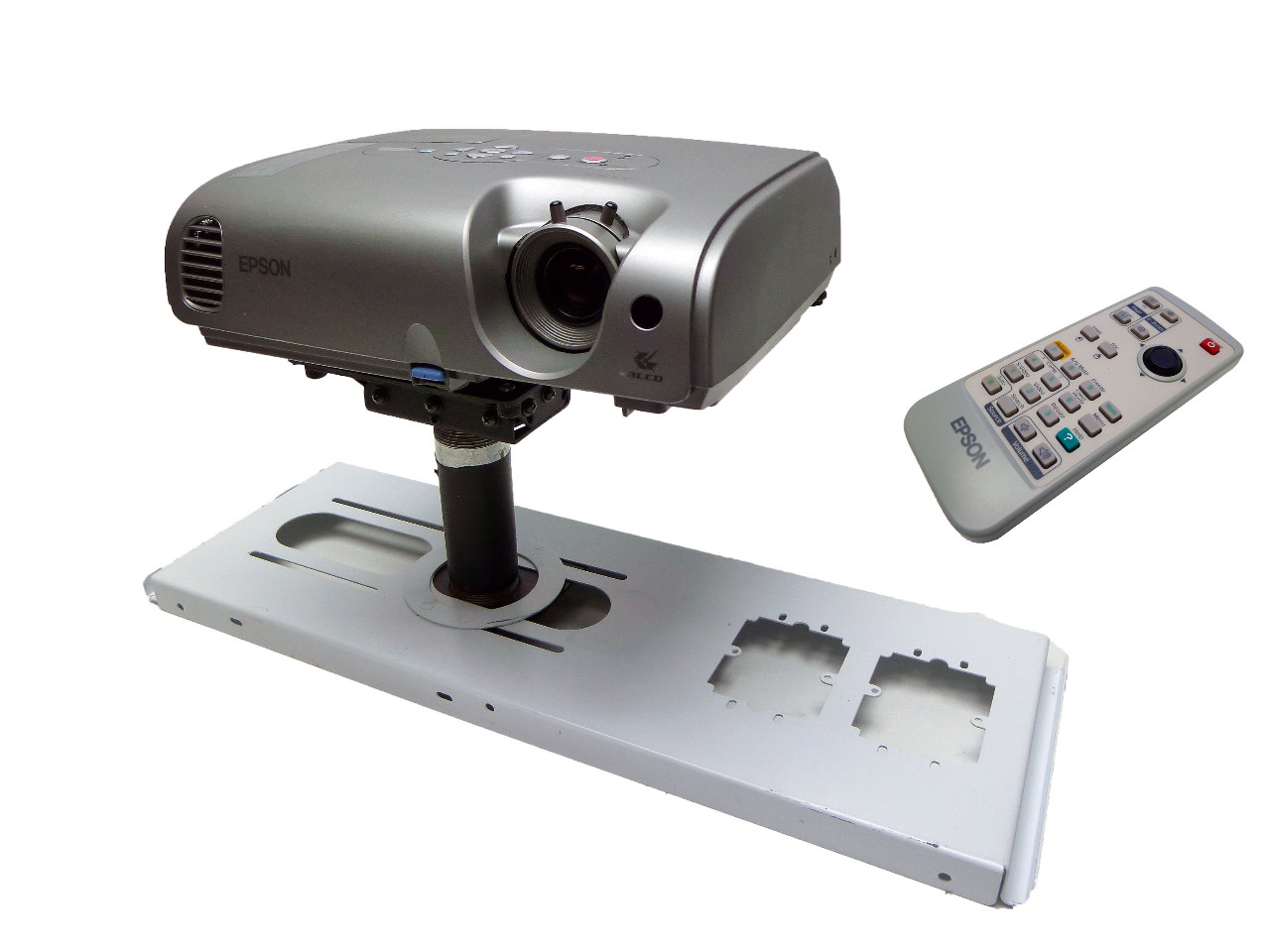 Epson Emp 82 Projector With Remote Chief Ceiling Mount