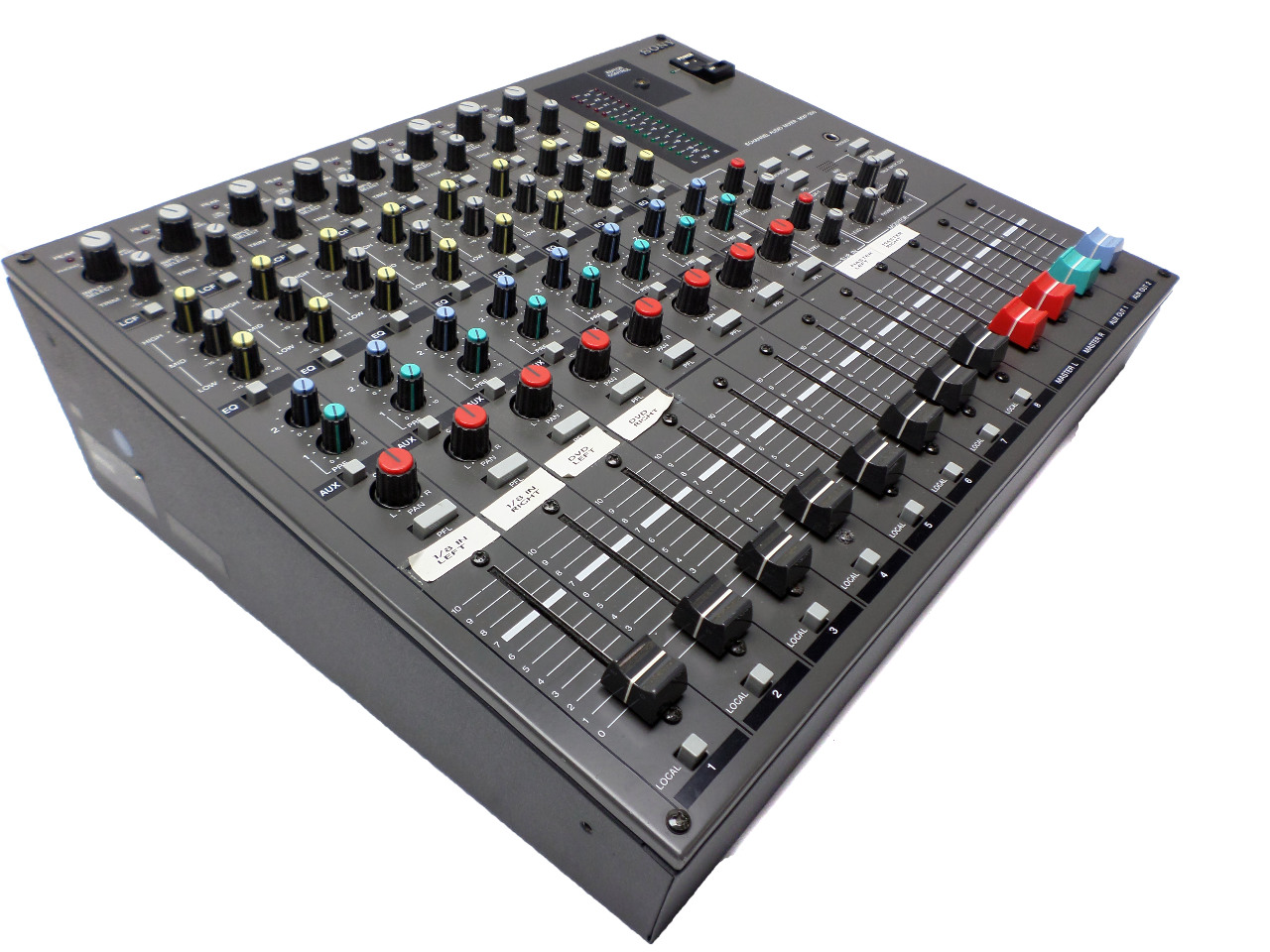 8-channel Analog Mixers   Sweetwater