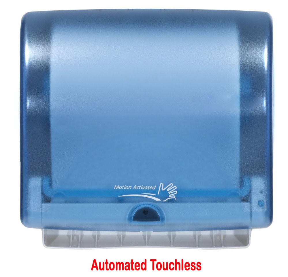 Touchless Paper Towel Dispenser ~ New automated automatic touchless paper towel dispenser