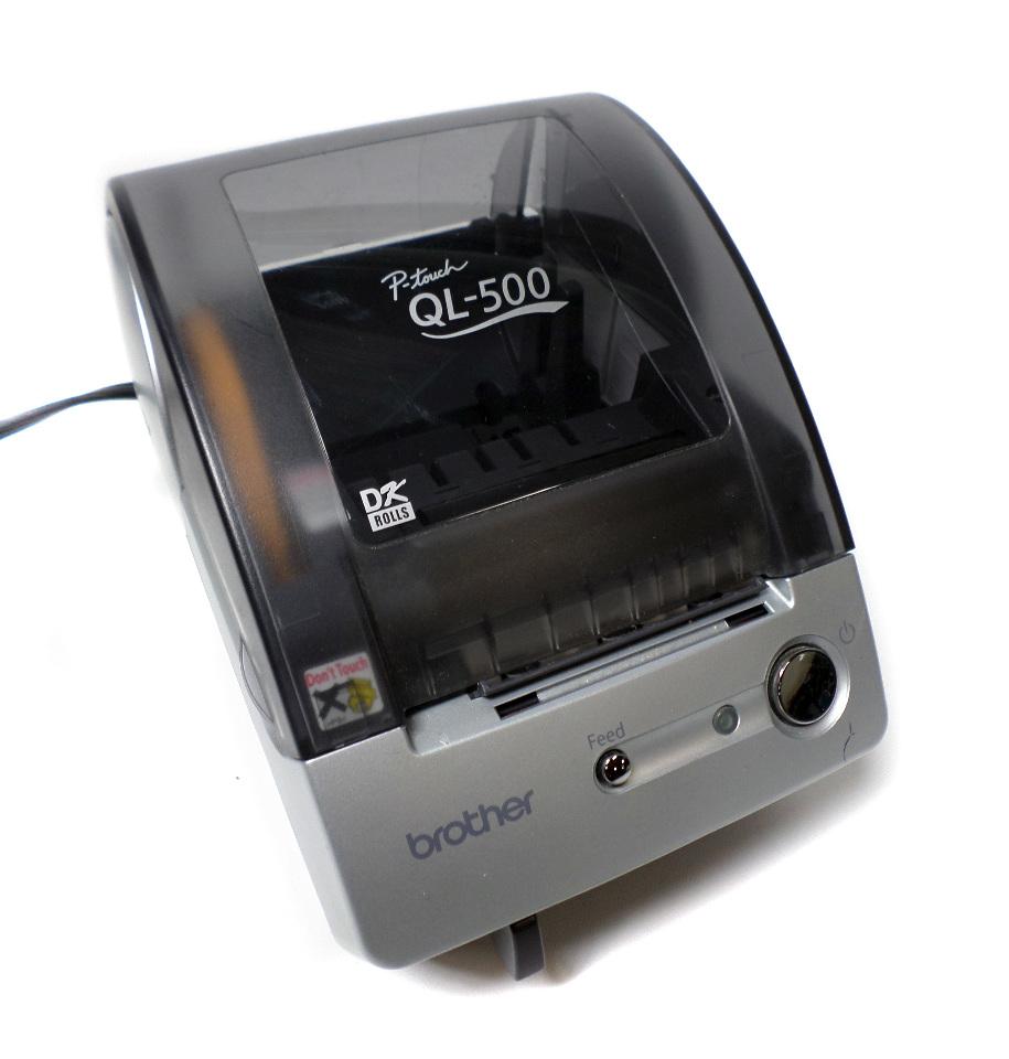 Brother ql 500 printer