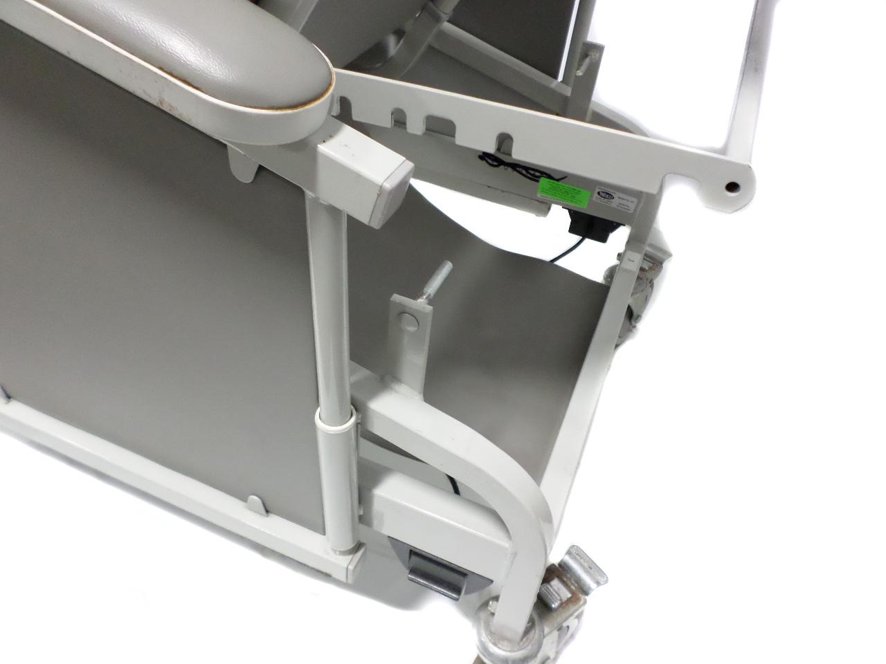 Winco Drop Arm Convalescent Transfer Recliner Model 527
