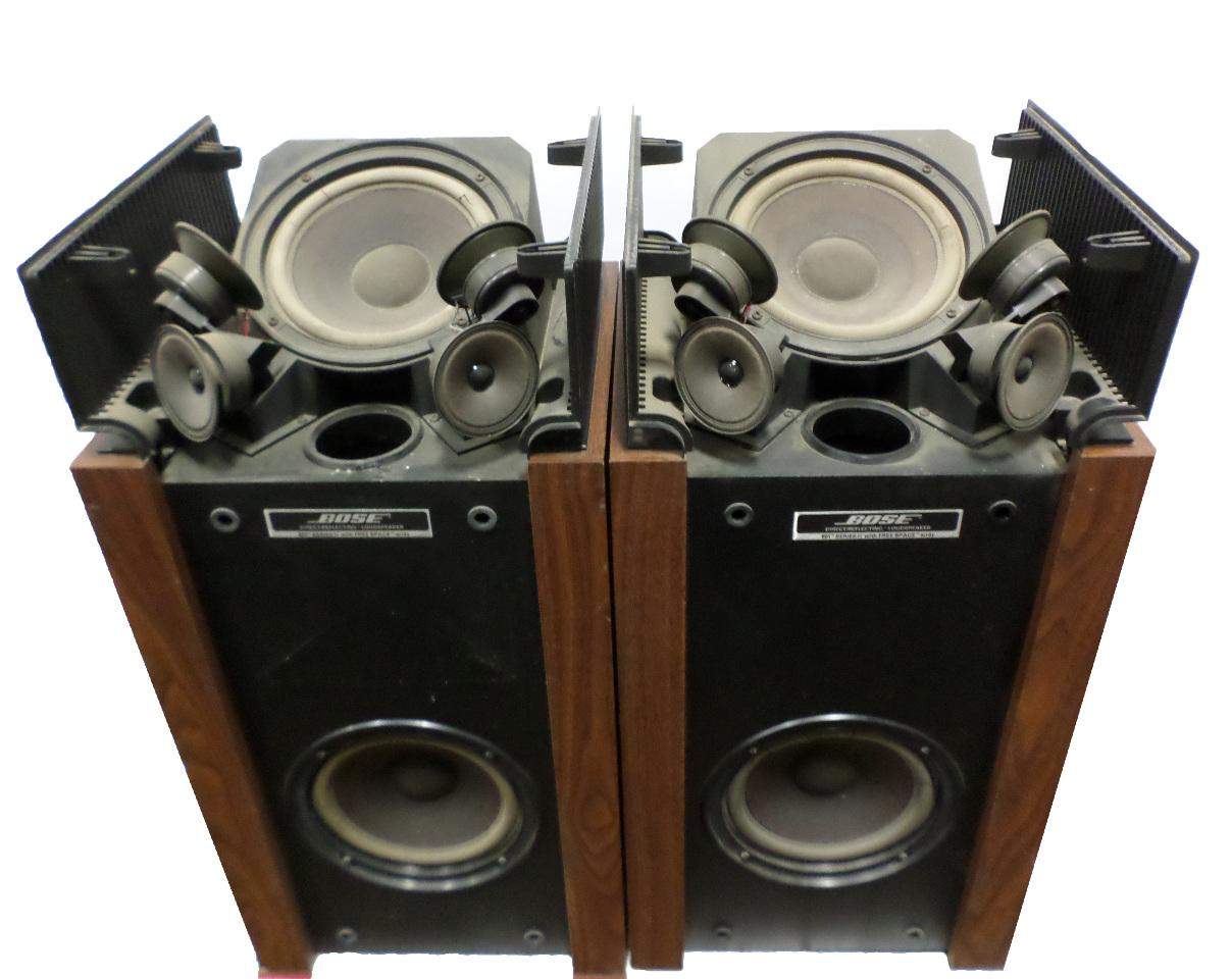 vintage bose 601 series ii direct reflecting loudspeaker ebay. Black Bedroom Furniture Sets. Home Design Ideas
