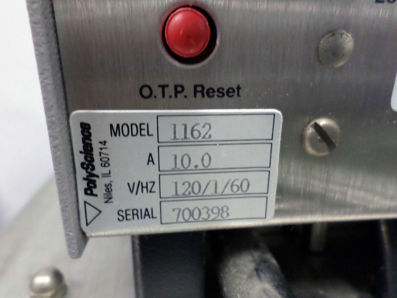 VWR Scientific 1162 Recirculator Circulator Water Bath ...