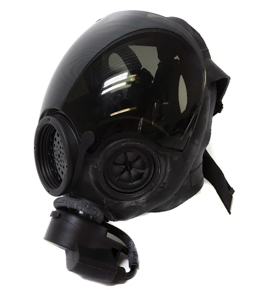 Msa Millennium Cbrn Respirator Riot Control Gas Mask