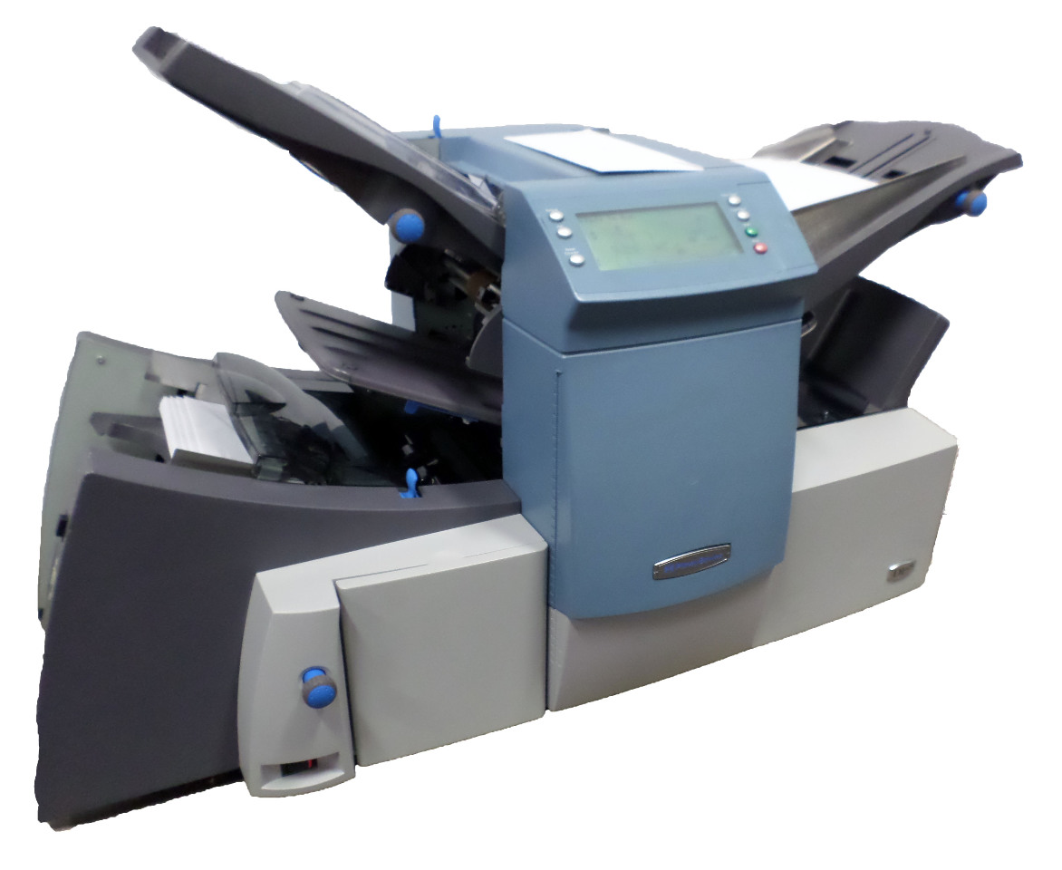 pitney bowes envelope sealer machine