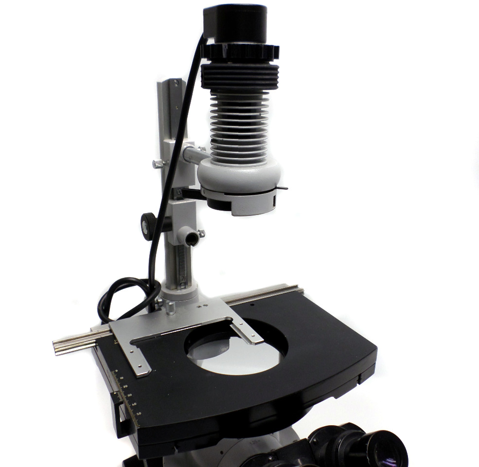 CARL ZEISS 4646237 Inverted Microscope Stage 47 33 07-9902 ...