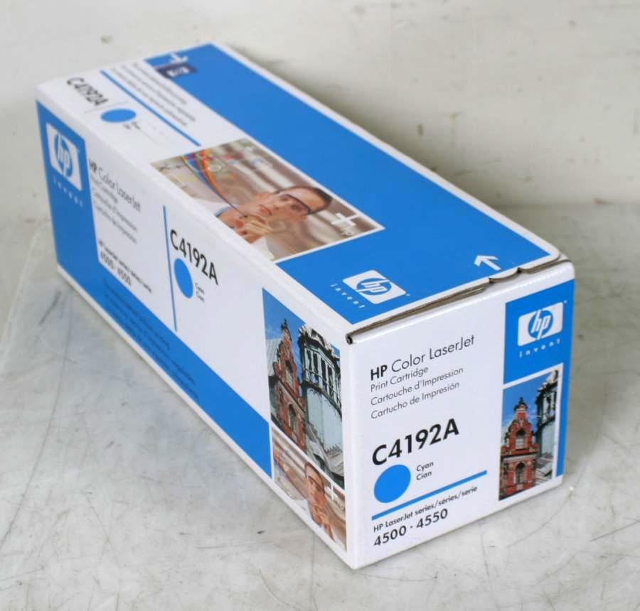 New Genuine HP C4193A Magenta Toner for Color LaserJet 4500 4550