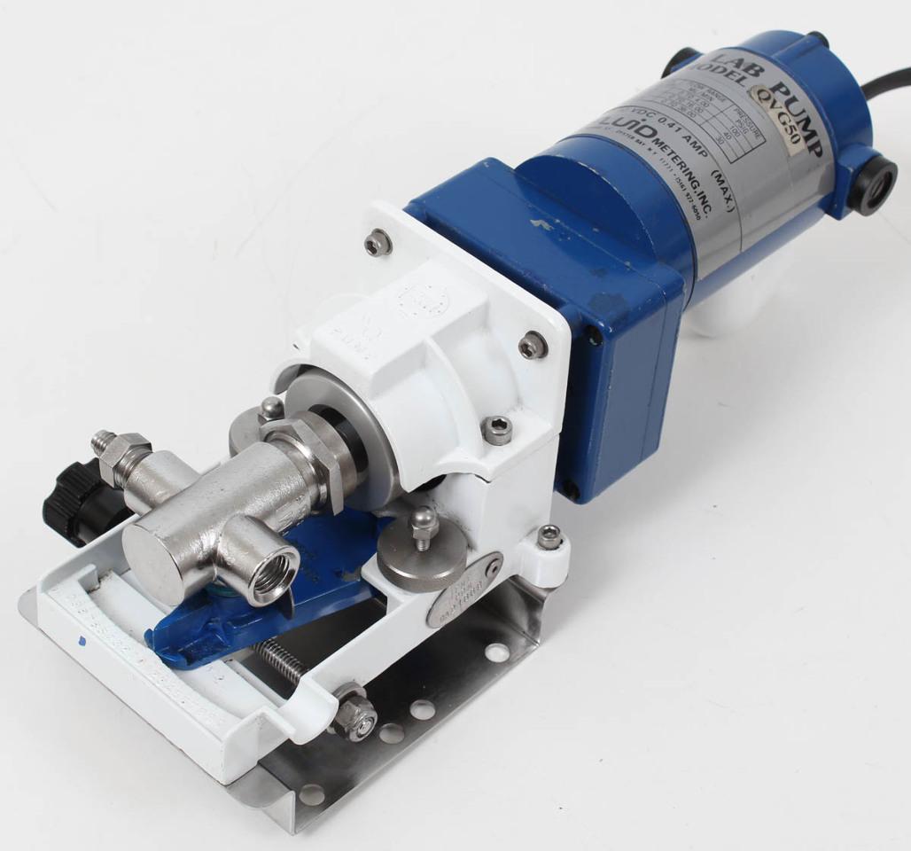 Fmi Q Pump Qvg50 1 Fluid Metering Pump W R405 Q1csc Pump