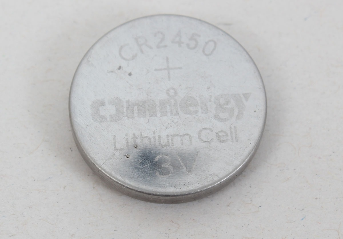 New Cr2450 3v Omnergy Lithium Coin Cell Battery 10 Pack