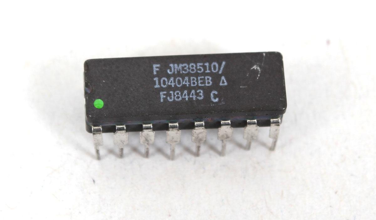 NOS! JM38510/10404BEB Integrated Circuit