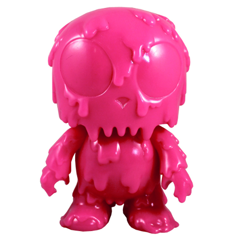"""Melting Toyer Toy2R DIY 5"""" Mini Qee -Pink Edition-"""