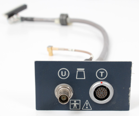 Philips/ATL Access-A Scanhead Panel Port for Ultramark 4 Plus Ultrasound