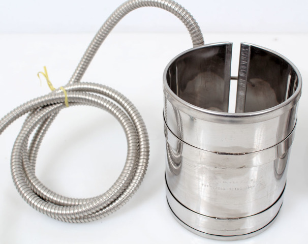 Ogden Stainless Steel Laboratory Band Heater 4.5x6 Inches, 350W 120V -Tested-