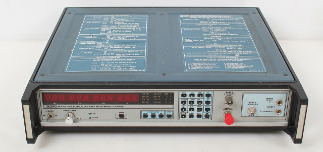 EIP Model 578 Source Locking Microwave Counter 10 Hz to 26.5 GHz w/ Option 06