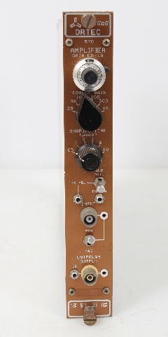 EG&G Ortec 570 Amplifier NIM