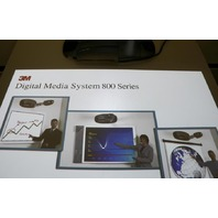 3M Digital Media System DMS 815 Wall Mounted DLP Projector