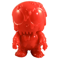 "Melting Toyer Toy2R DIY 5"" Mini Qee -Red Edition-"