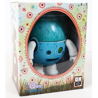 "Terrarium Keeper Toy2R 8"" Gumivore Egg ""Minesota Edition"" by Jeff Soto OXOP"