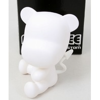 "Devil Grizee Baby Qee Toy2R DIY 3.5"" White Baby Qee"